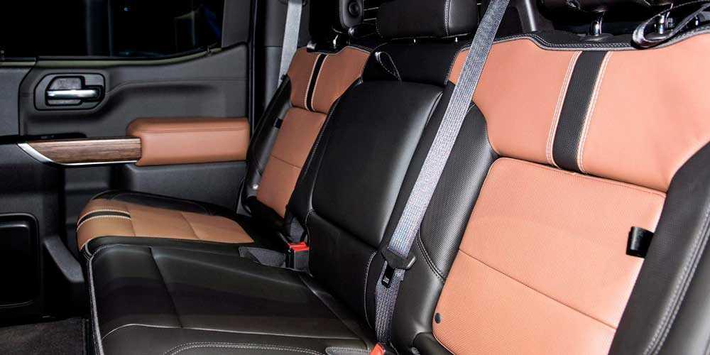 Chevrolet Silverado 2019: обзор, фото и видео, цена.