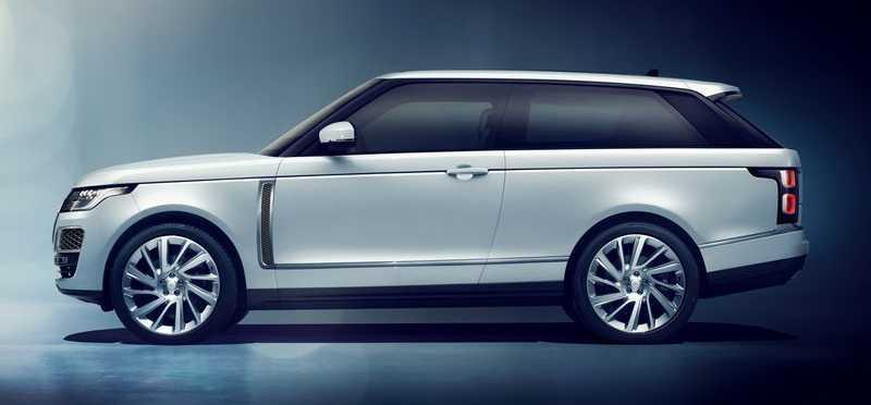 Range Rover SV Coupe 2019