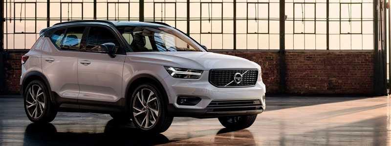 Volvo xc 40 2019