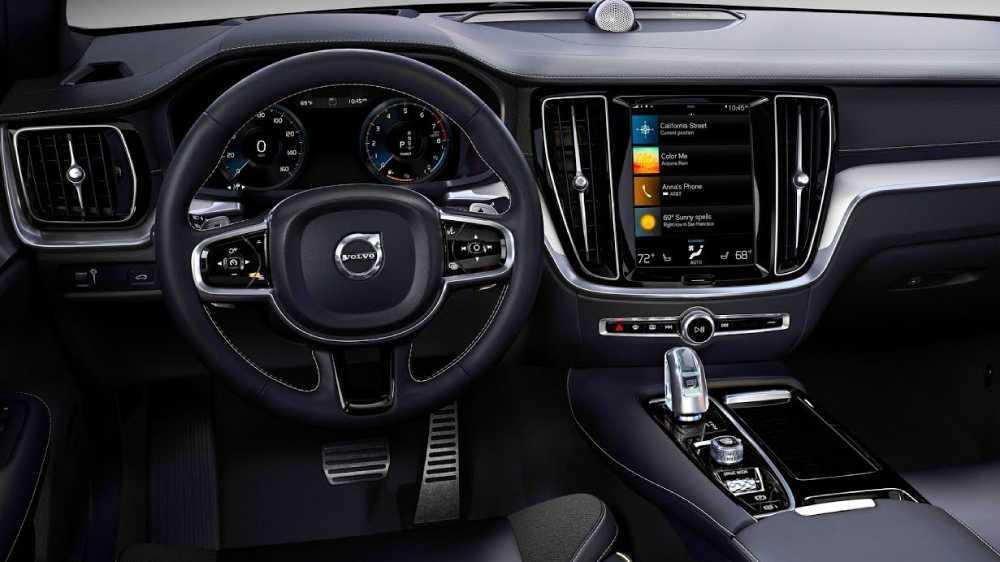 Volvo S60 2019 года: обзор, фото, цена, технические данные.