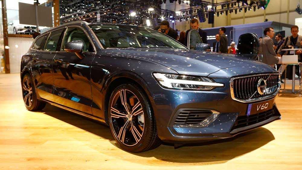 Volvo V60 2019 года: обзор, фото, видео, технические данные, цена.
