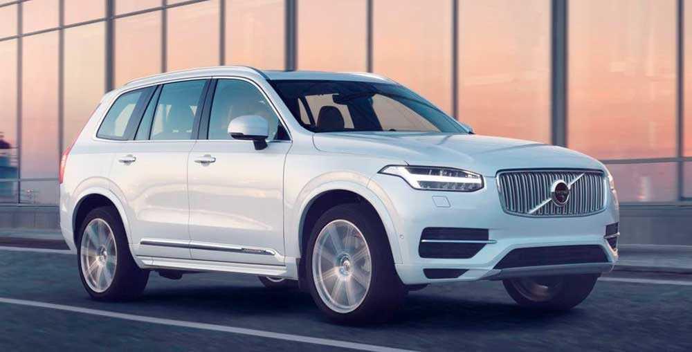 Обзор Volvo XC90 2019 года: фото, видео, цена.