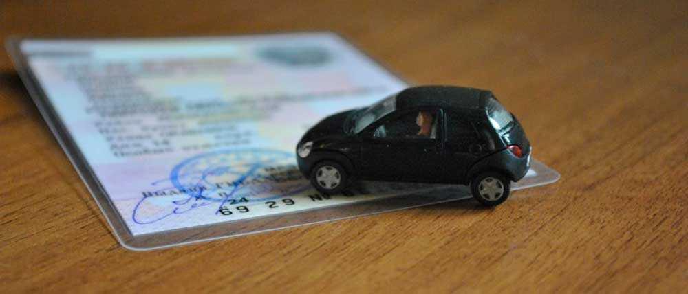 Наказание за непостановку автомобиля на учет