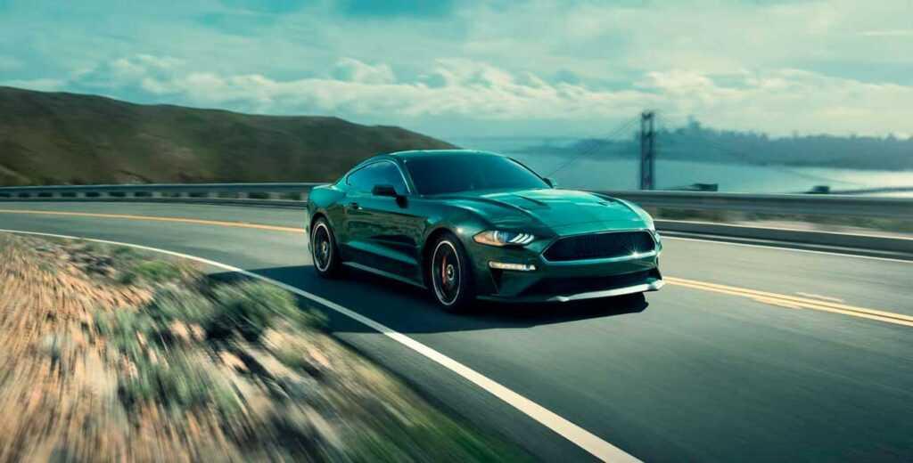 Обзор Ford Mustang BULLITT 2019 года цена, фото, видео и цена.