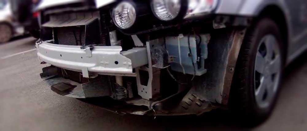 Будет ли штраф за езду на автомобиле без бампера