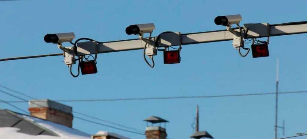 Камеры видеофиксации нарушений ПДД, как работают