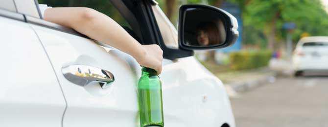 Можно ли садиться за руль после безалкогольного пива.