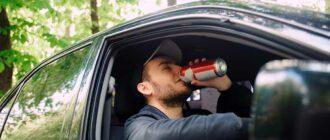Можно ли садиться за руль после безалкогольного пива