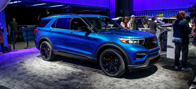 Обзор Ford Explorer 2019 года: цена, фото, видео, комплектации.