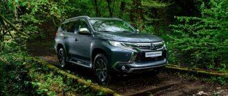 Обзор Mitsubishi Pajero Sport 2019 года: фото, видео, комплектации