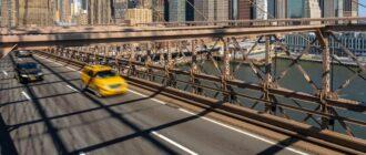 Штраф за остановку на мосту в 2019 году, когда остановка разрешена