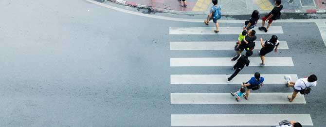 Штраф за остановку на пешеходном переходе