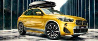 BMW X2 2019 года, фото, видео, цена и технические характеристики