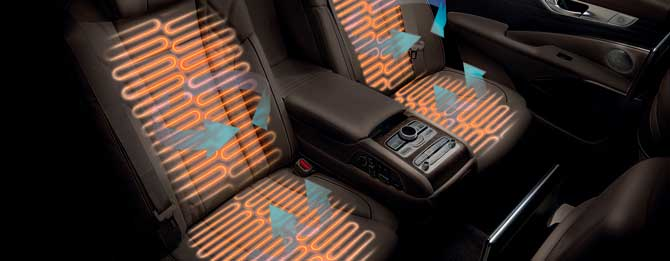 Обзор Kia K900 2019 года - фото, видео и комплектации