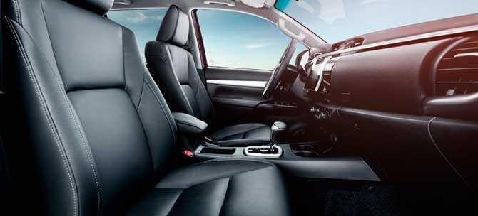 Обзор Toyota Hilux 2019 года