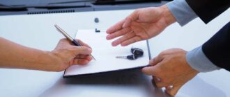 Прекращение регистрации автомобиля после продажи