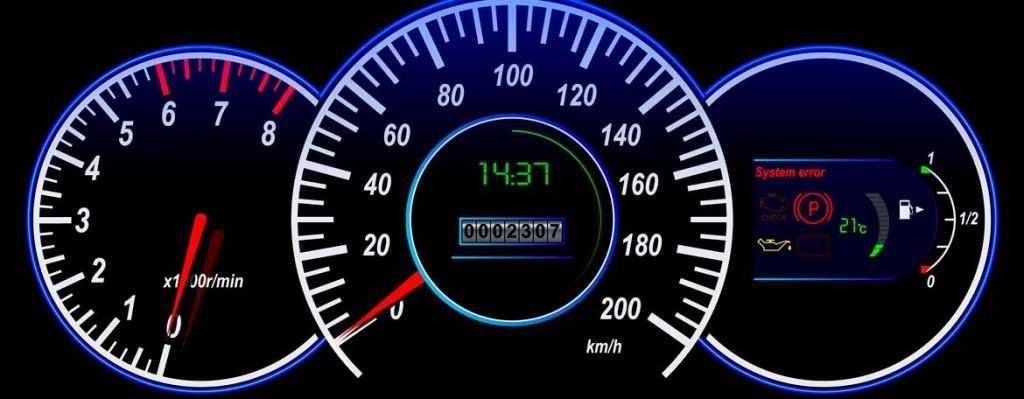 На сколько можно превышать скорость без штрафа в 2019