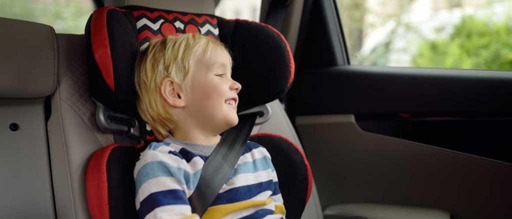 Какой штраф за отсутствие детского кресла в автомобиле