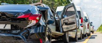 Как правильно вести себя после автомобильной аварии