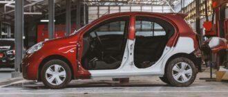 Замена кузова на автомобиле, порядок регистрации замены