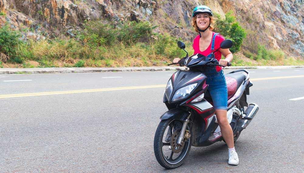 Нужны или нет права на скутер
