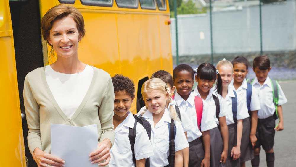 Требования к перевозкам детей в автобусе