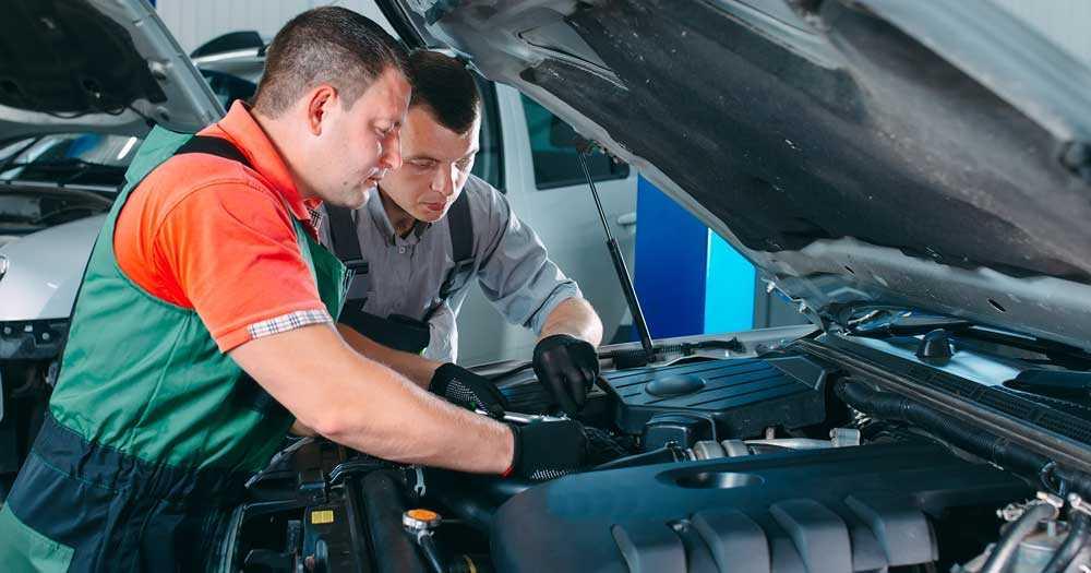 Сервис не возвращает автомобиль после ремонта
