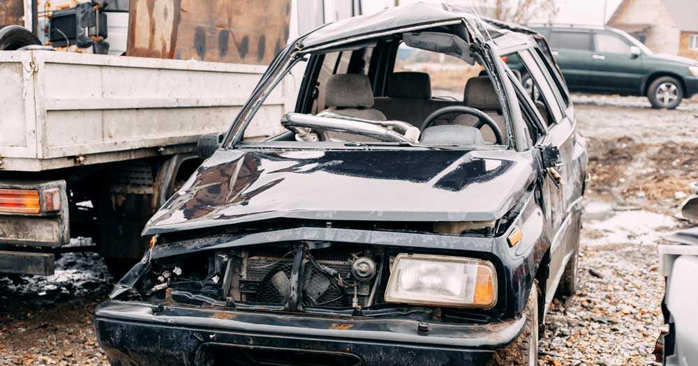 Как восстановить утилизированную машину