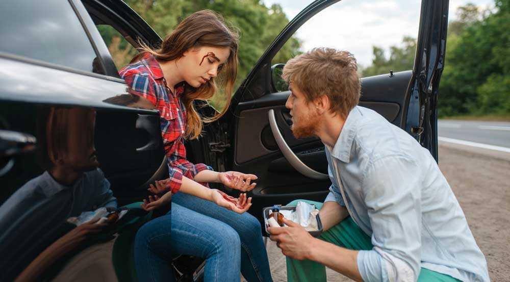 В каких случаях можно рассчитывать на возмещение после аварии в такси