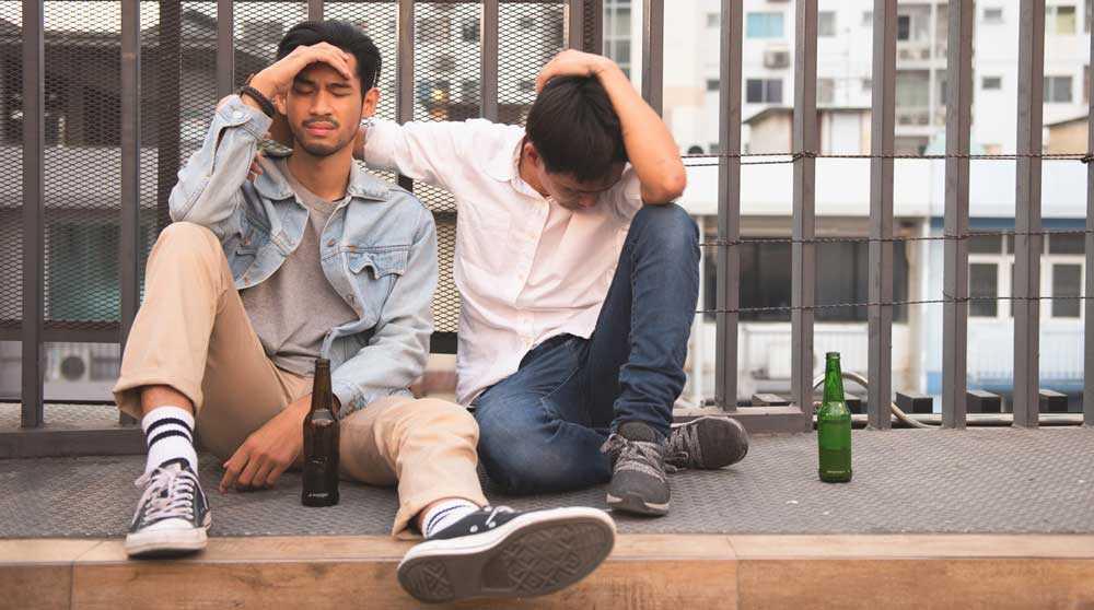 Если пешеход был пьяный