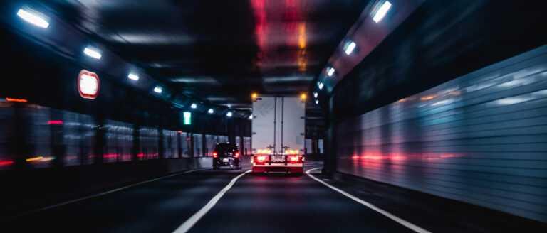 Разрешено ли выполнить обгон в тоннеле