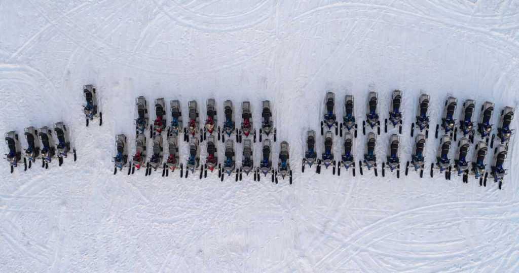 Где сдают на права на снегоход