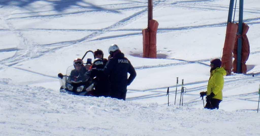 Штраф за езду без прав на снегоходе