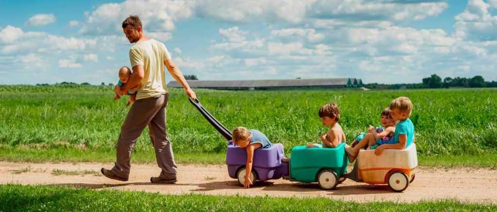 Как многодетной семье получить машину от государства